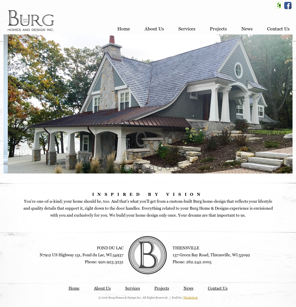 Burg Homes & Design Competitors, Revenue and Employees - Owler ...