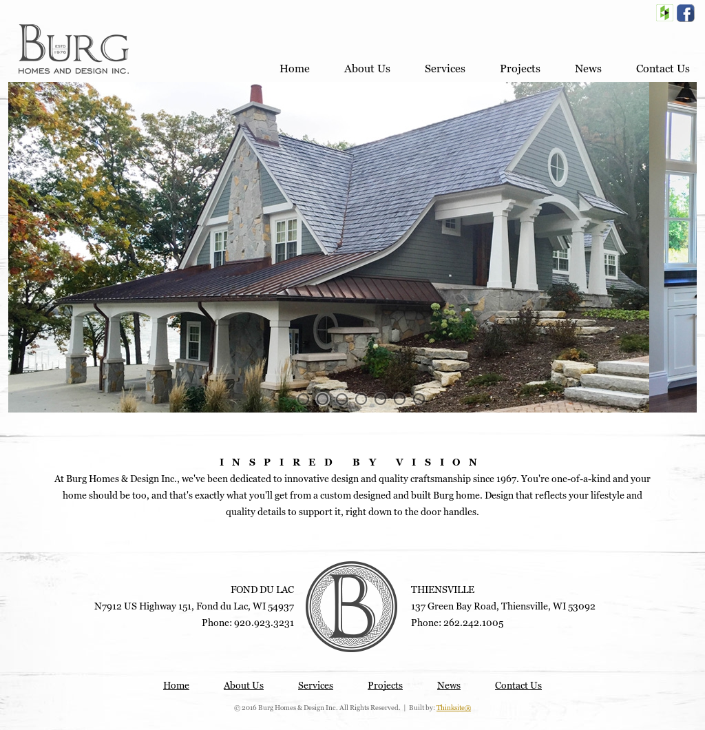 Burg Homes Design Compeors Revenue And Employees Owler Company Profile