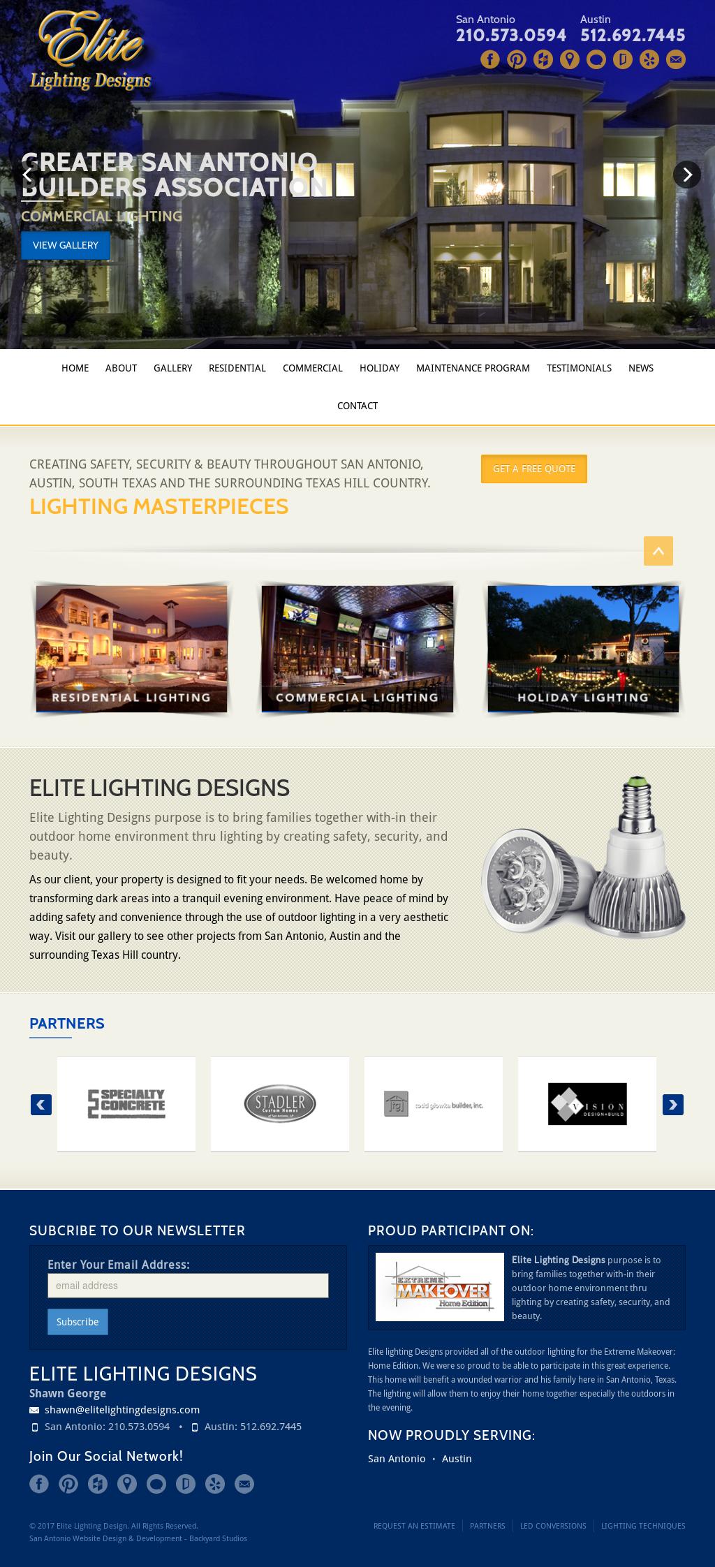 Elite Lighting Designs S Latest News