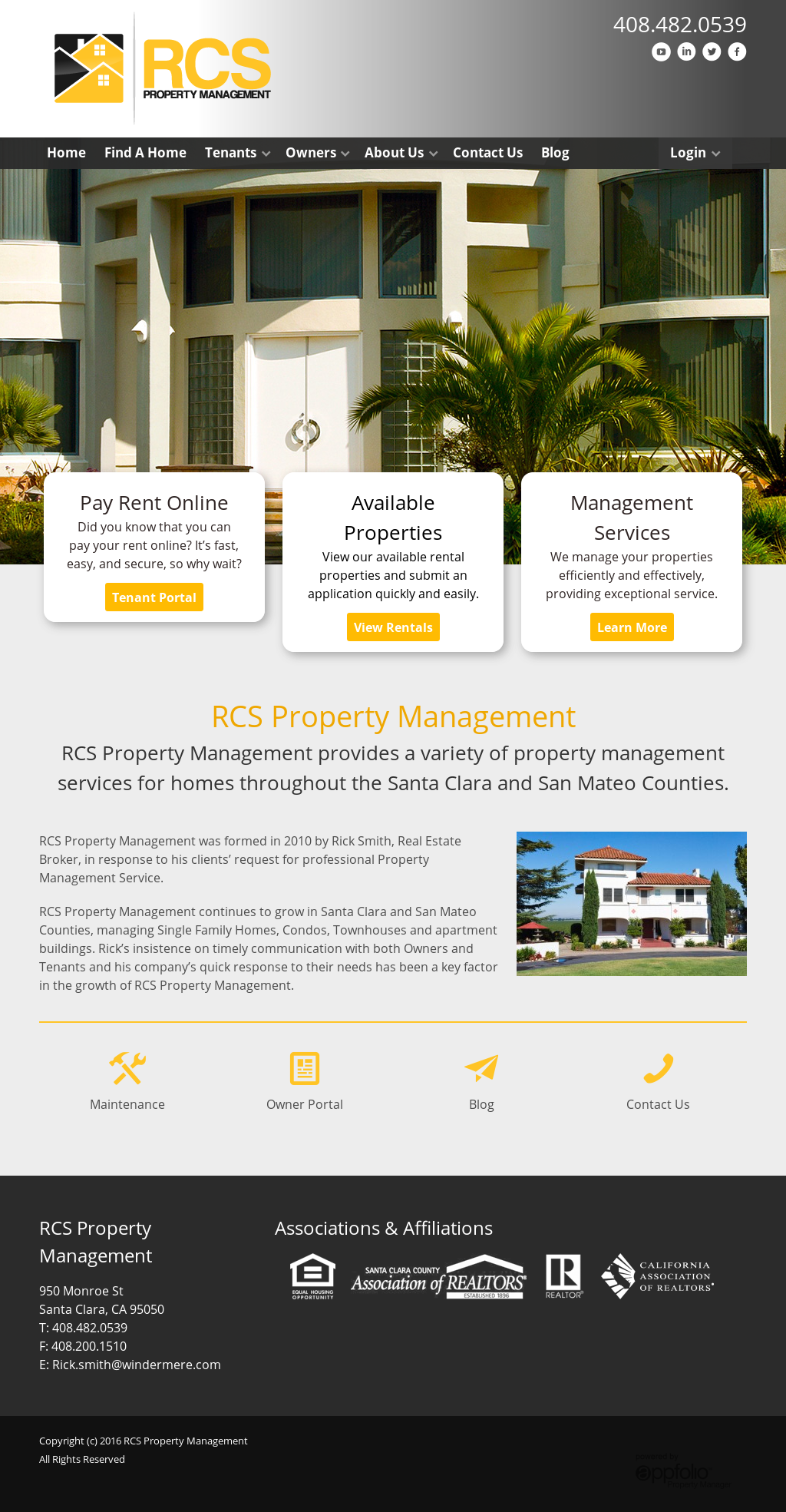 Rcs Property Management Competitors, Revenue and Employees - Owler