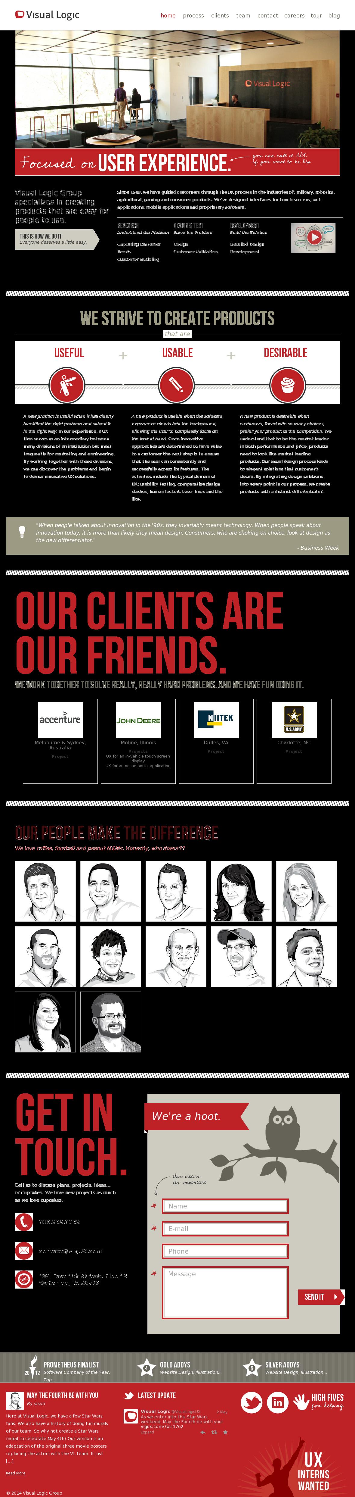 Visual Logic Competitors, Revenue and Employees - Owler Company Profile