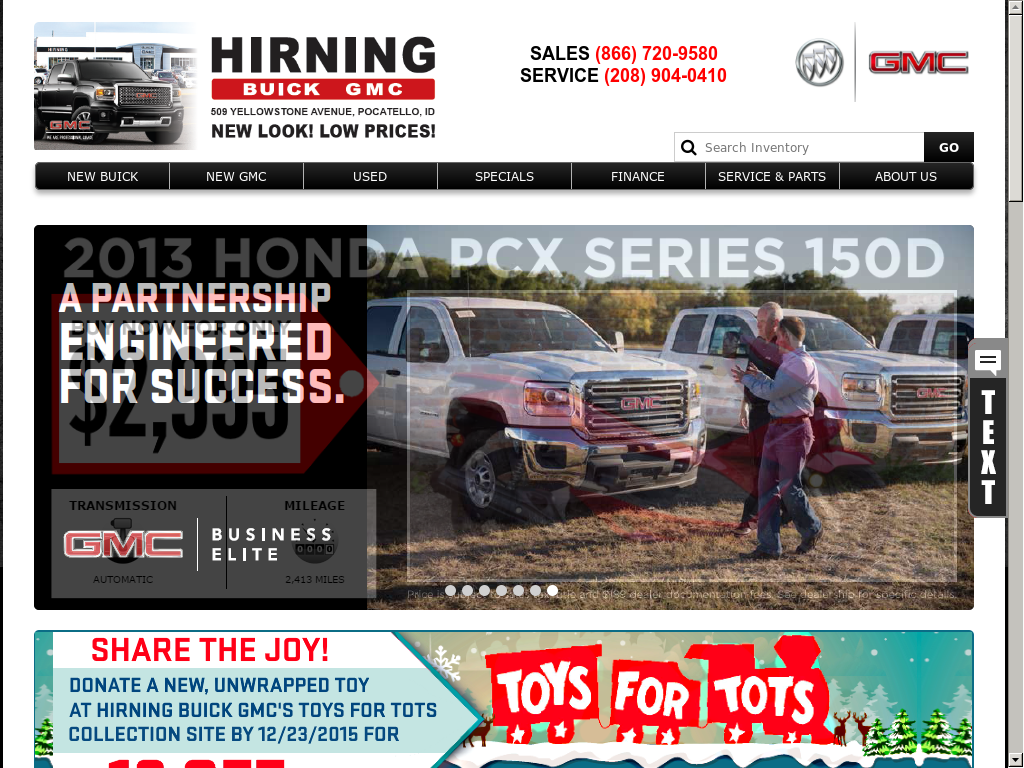 hirning buick gmc competitors revenue and employees owler company profile owler