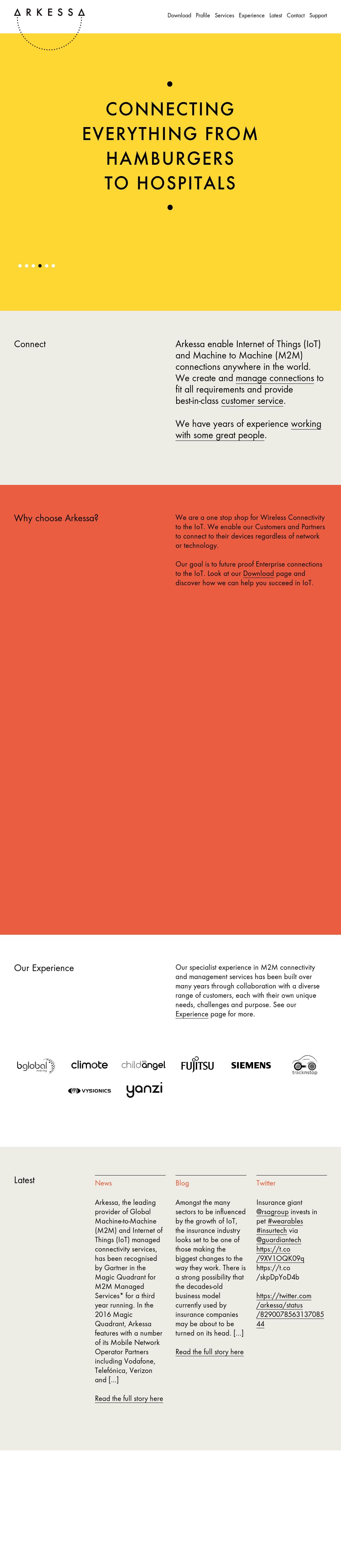 Arkessa Competitors, Revenue and Employees - Owler Company Profile