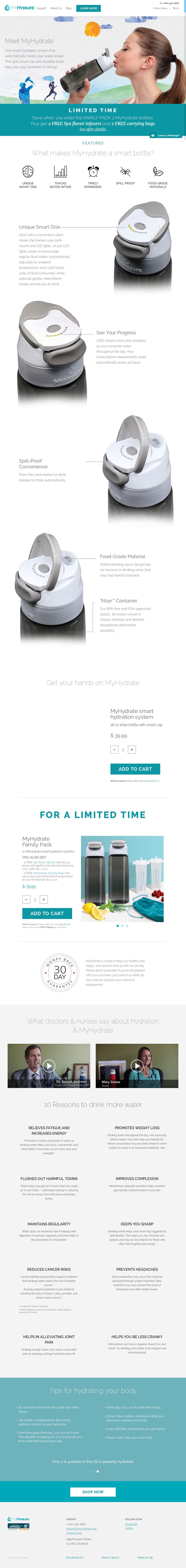 Myhydrate coupon code