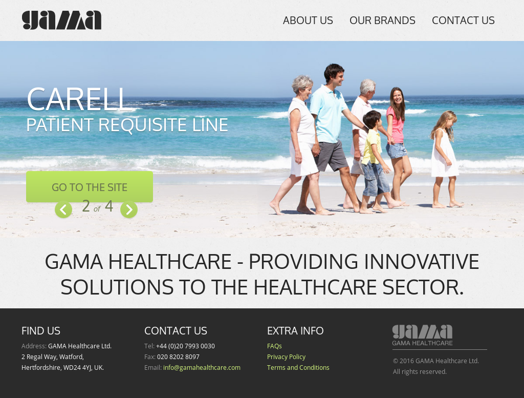 GAMA Healthcare Competitors, Revenue and Employees - Owler