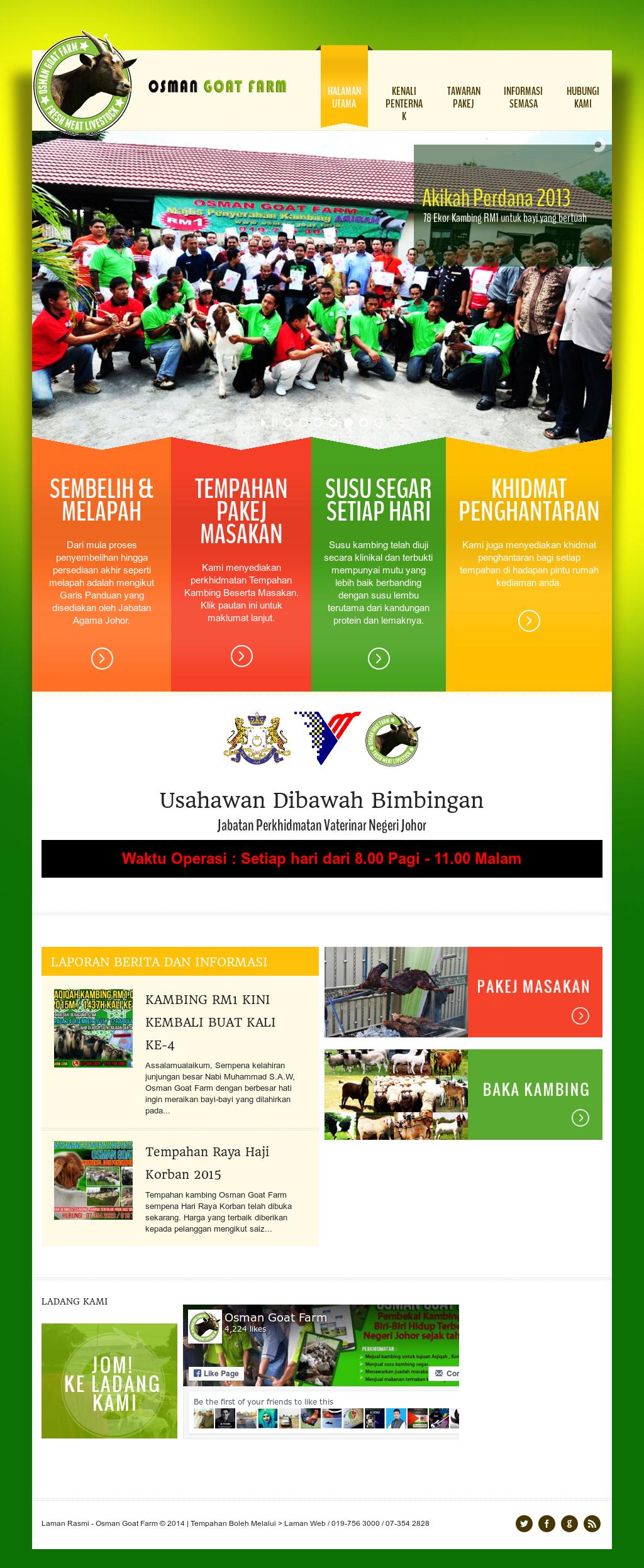 Osman Goat Farm Competitors, Revenue and Employees - Owler Company