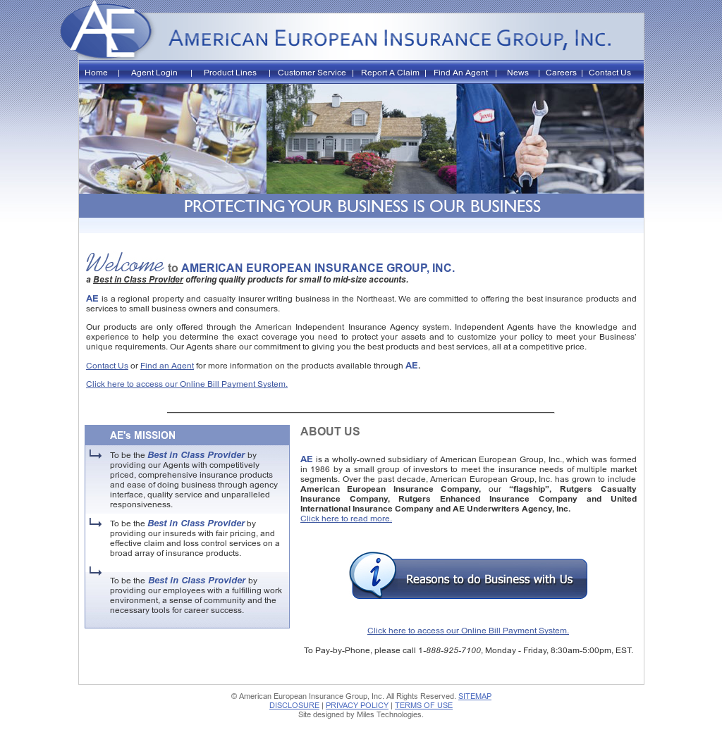 American european group