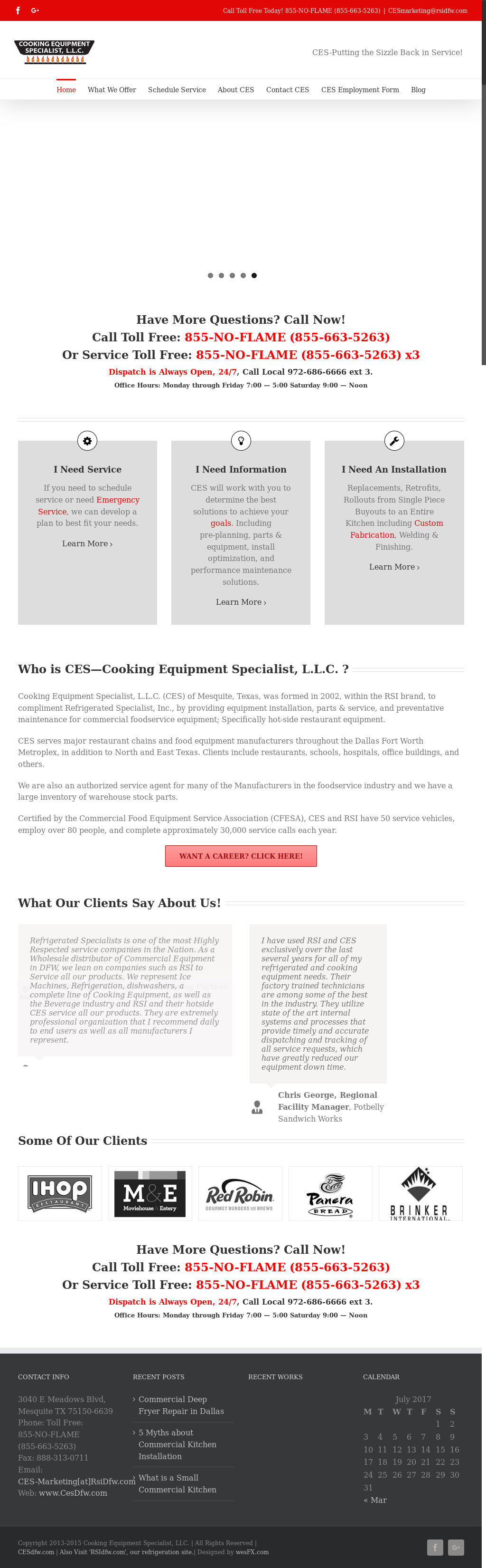 Ces Cooking Equipment Specialist Competitors, Revenue and Employees ...