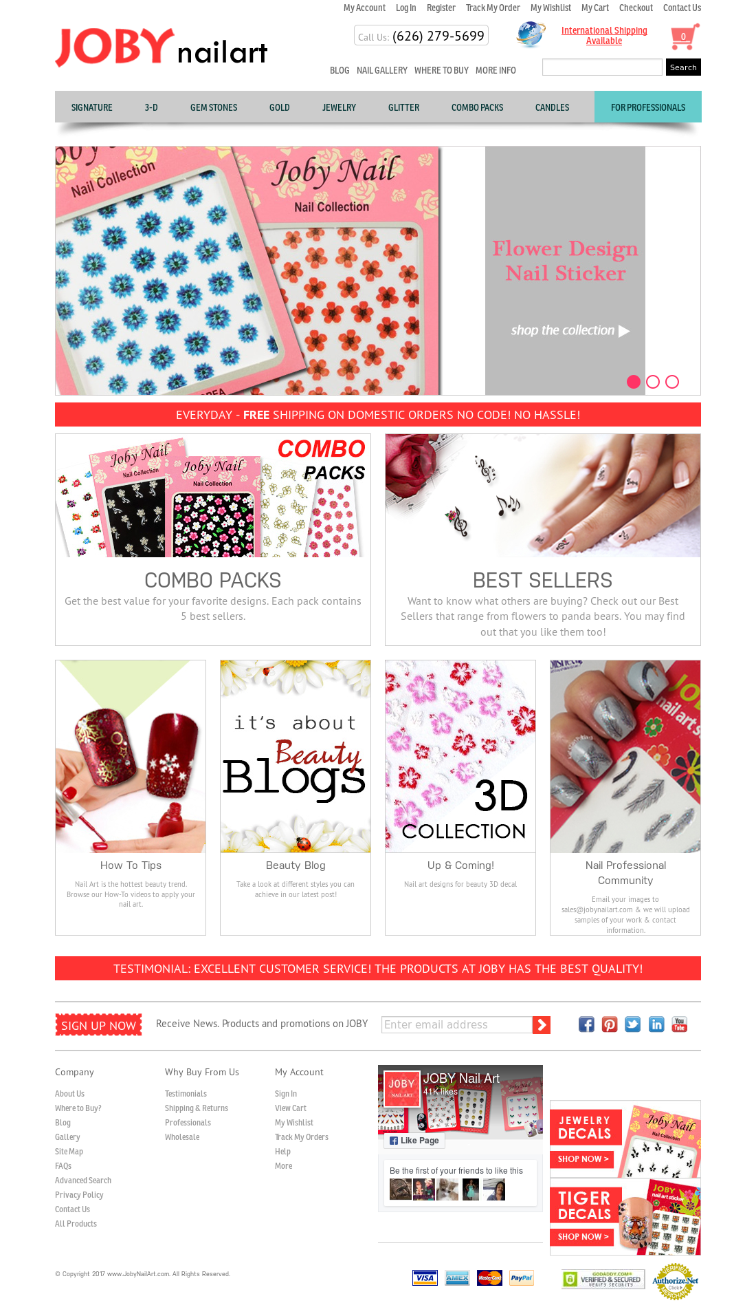 Joby Nail Art Competitors, Revenue and Employees - Owler Company Profile