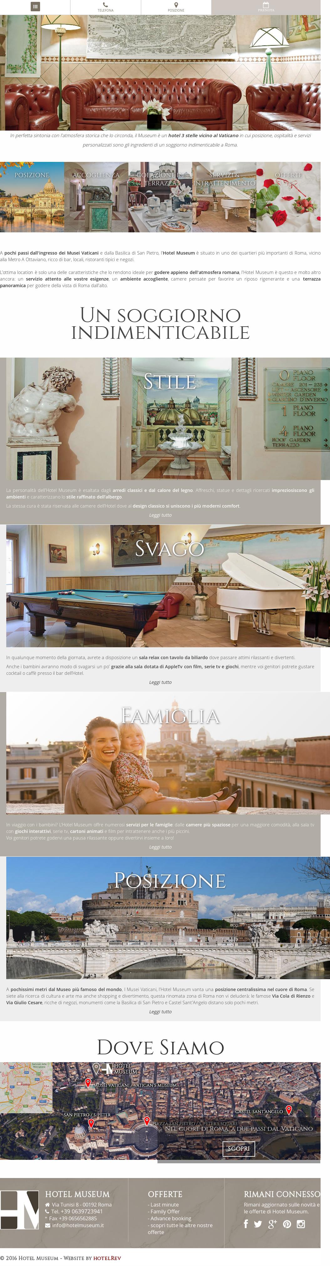 Hotel Alimandi Tunisi Roma Competitors Revenue And