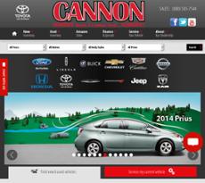 Carlock Nissan Blytheville Website History