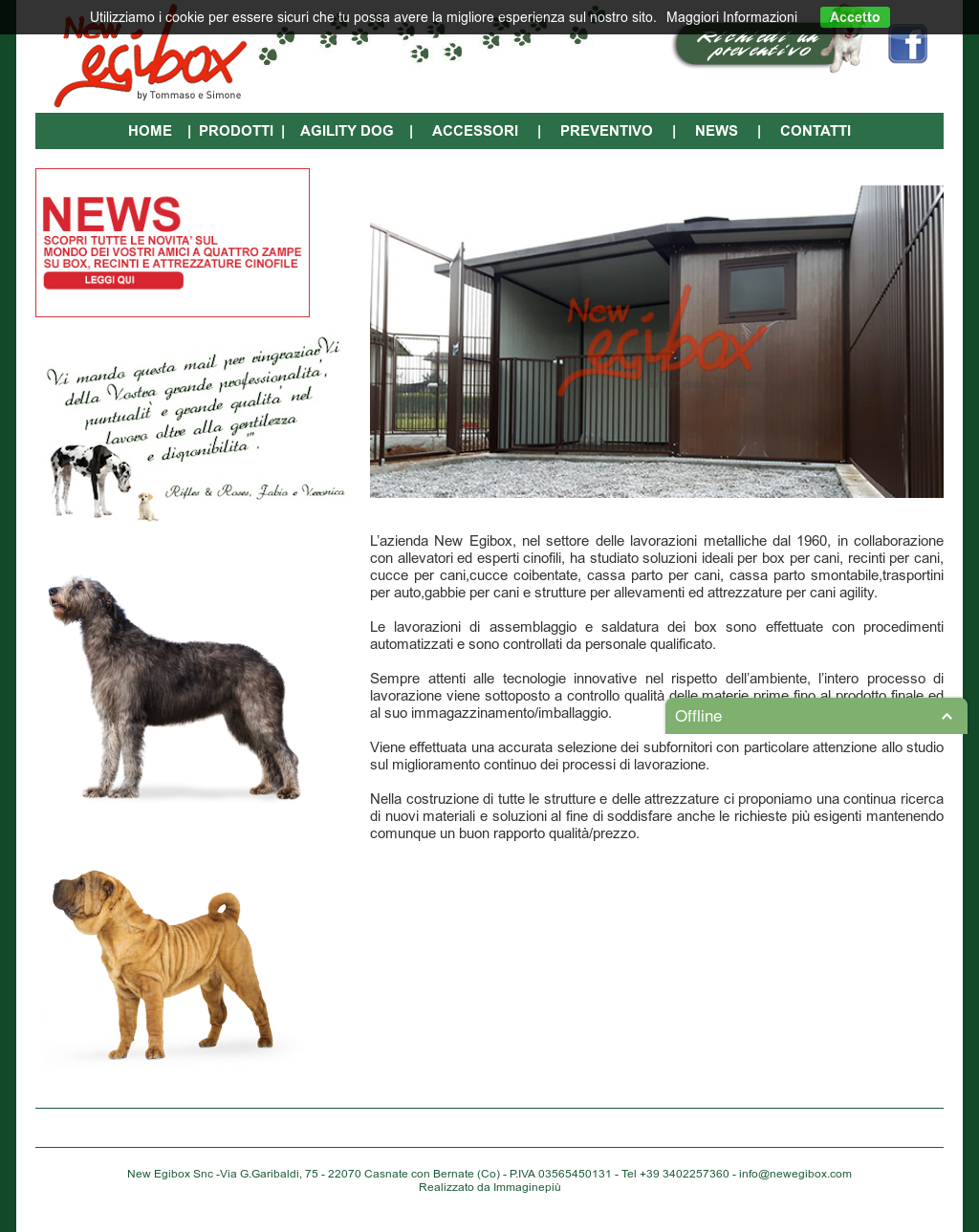 Come Costruire Una Cuccia Coibentata egibox box per cani recinti cucce agility dog competitors