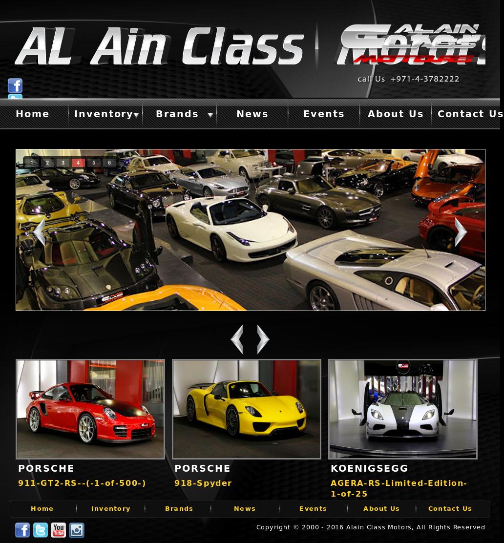 Al-ain Class Motors Competitors, Revenue and Employees - Owler Company Profile