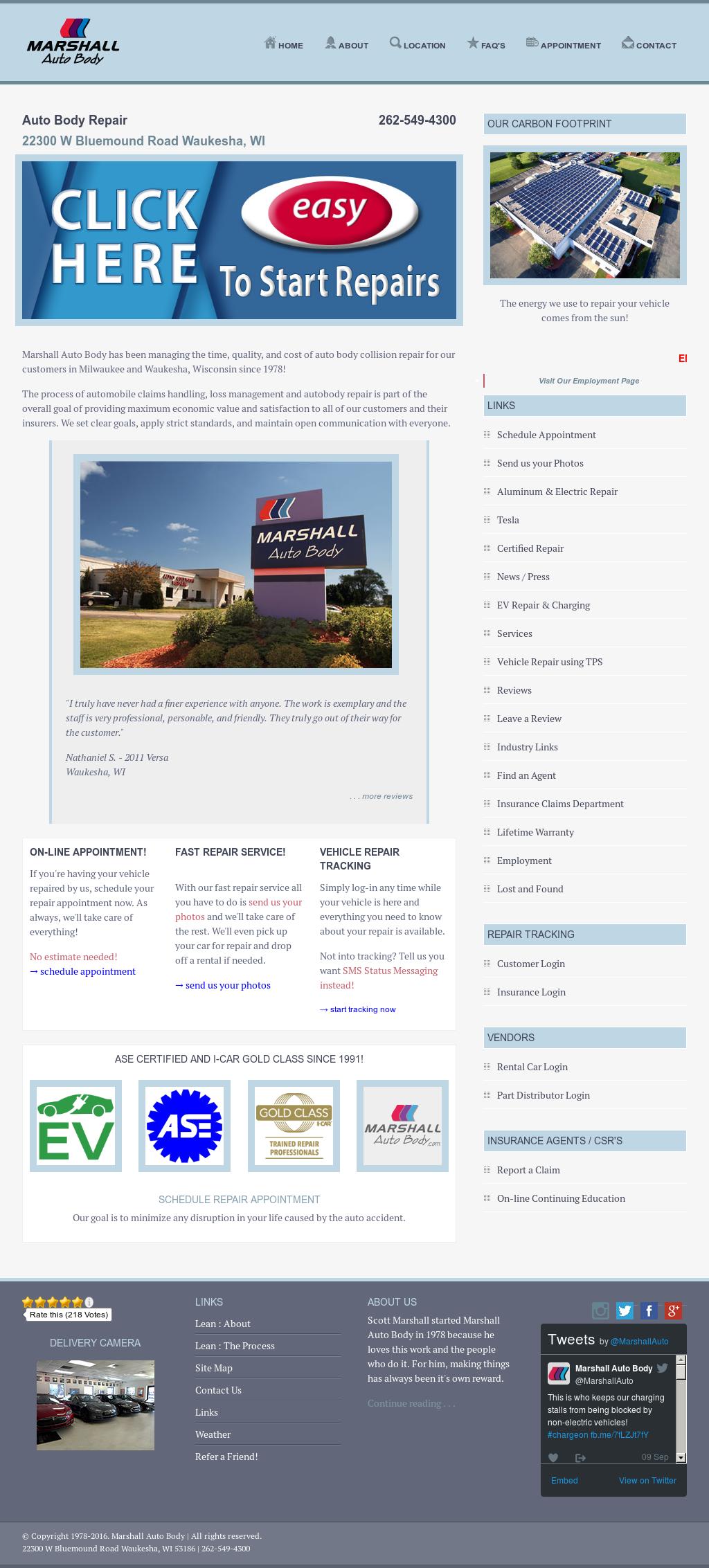 Wisconsinautobody petitors Revenue and Employees Owler pany