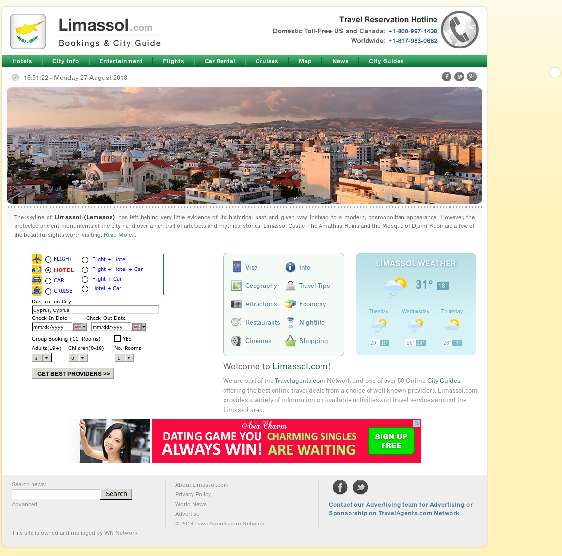 Limassol Competitors, Revenue and Employees - Owler Company