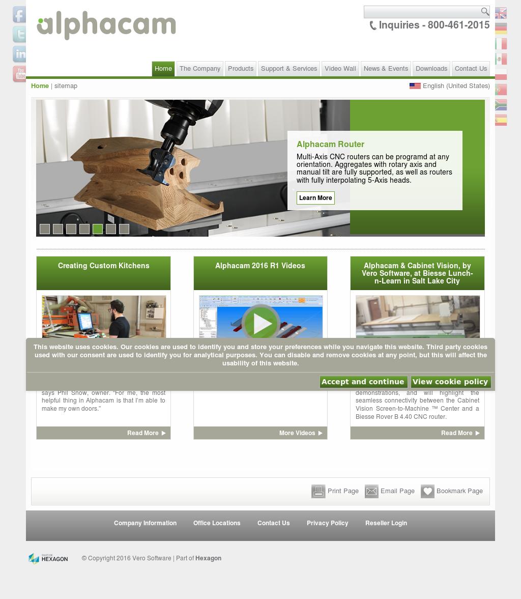 Alphacam-vero Competitors, Revenue and Employees - Owler