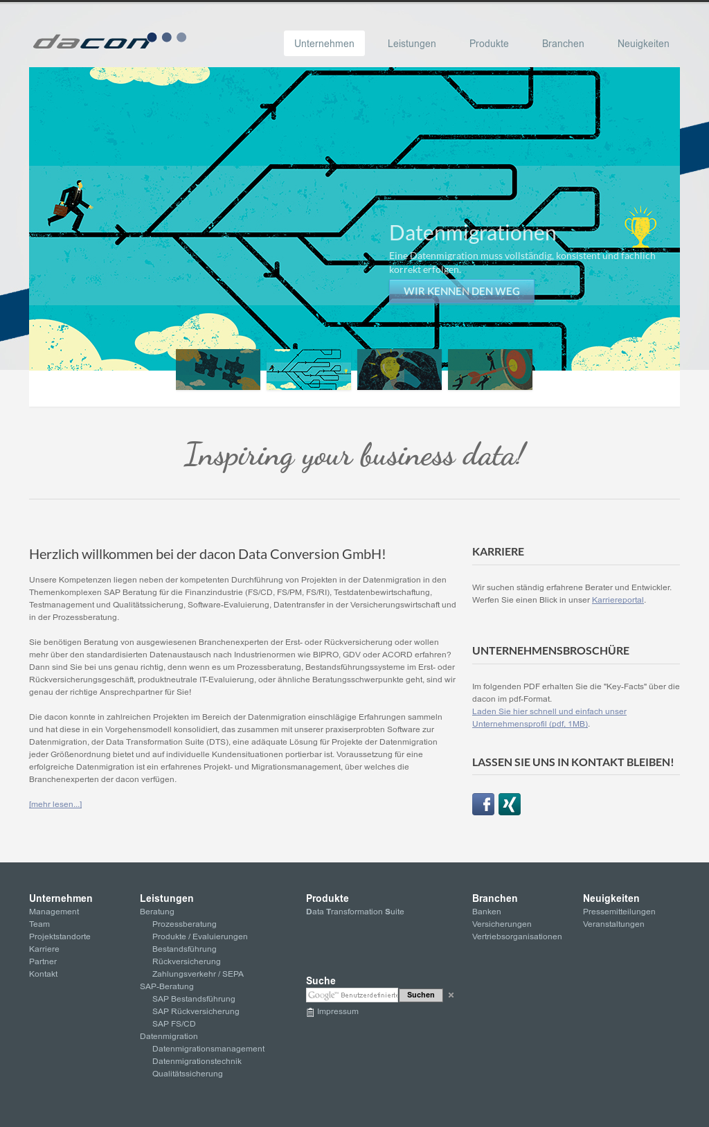 Data Transformation Competitors, Revenue and Employees - Owler ...