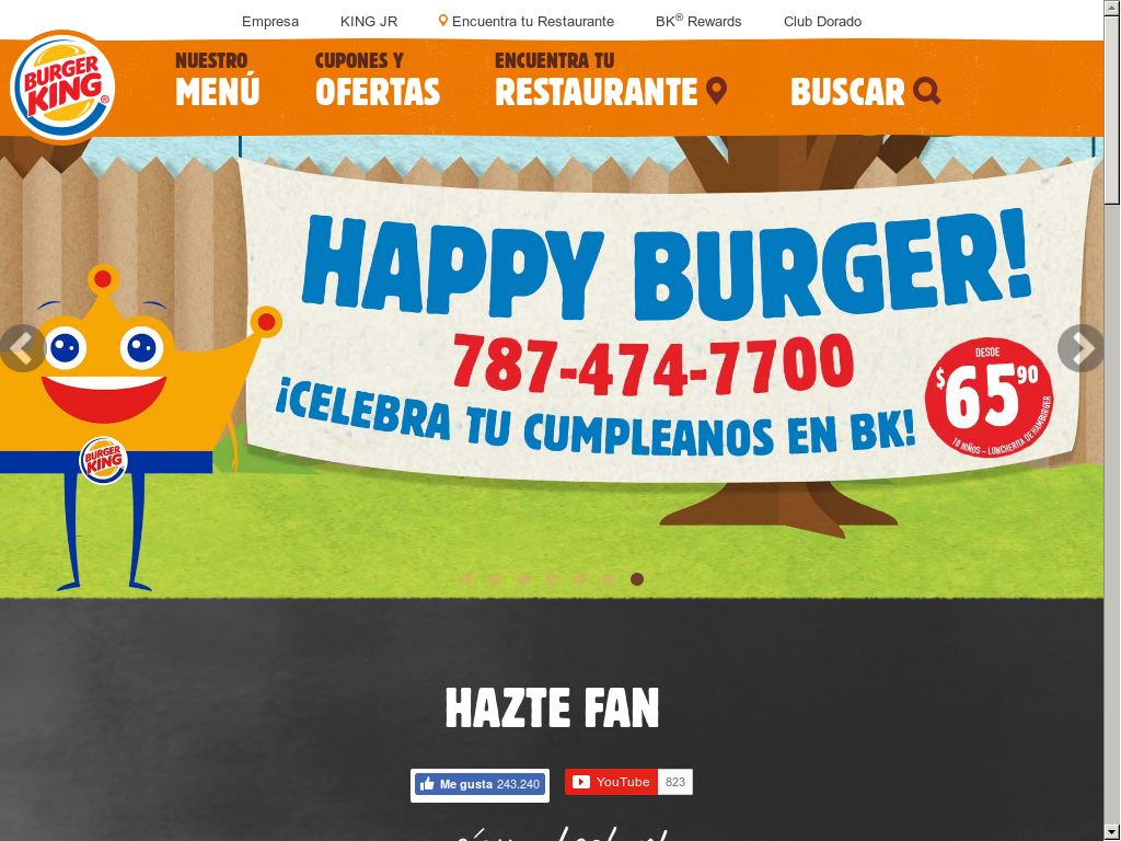 Burger King Puerto Rico Competitors, Revenue and Employees