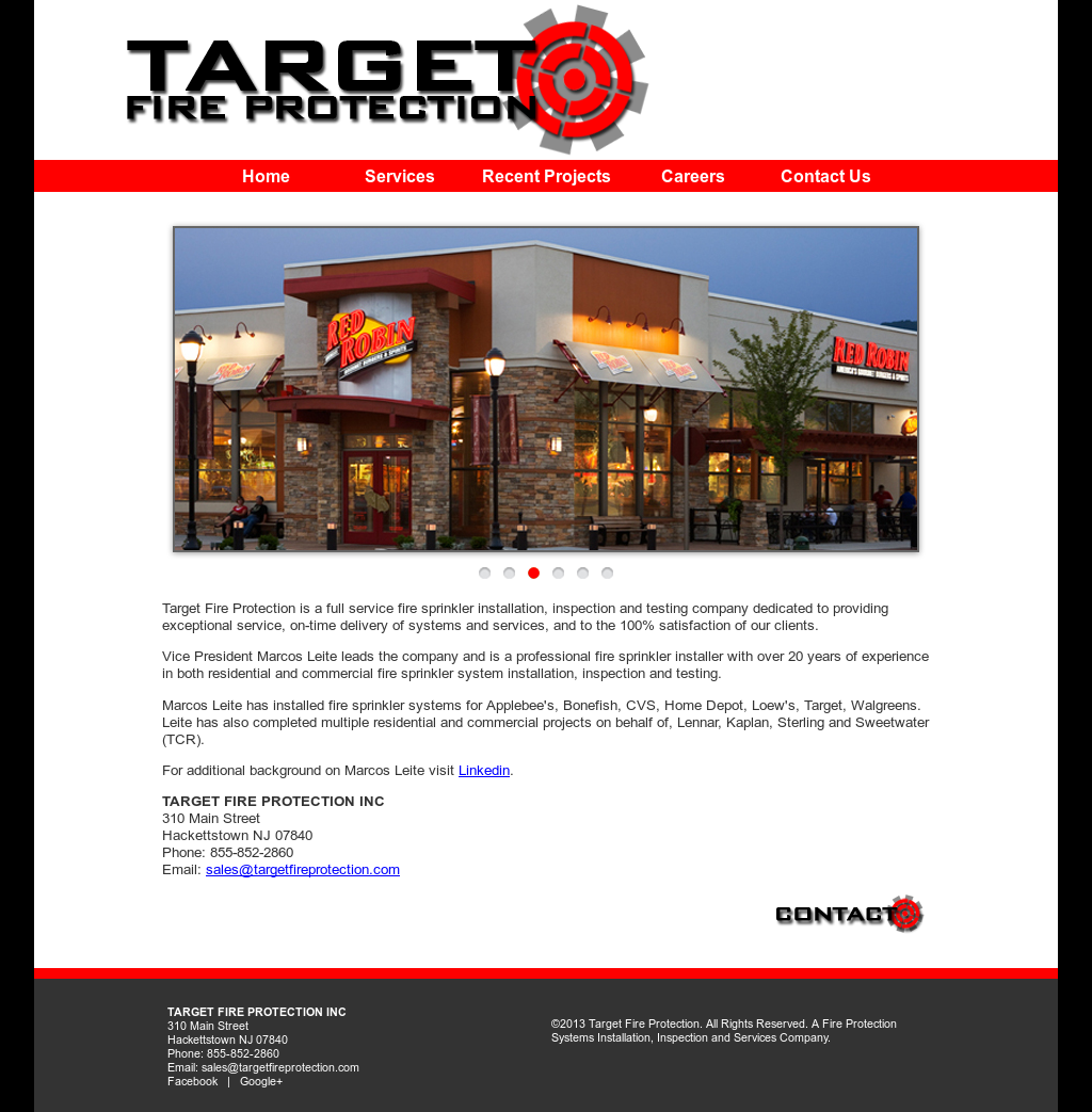targetfireprotection competitors revenue and employees owler