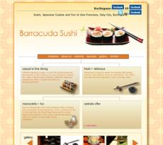 Barracuda Japanese website history