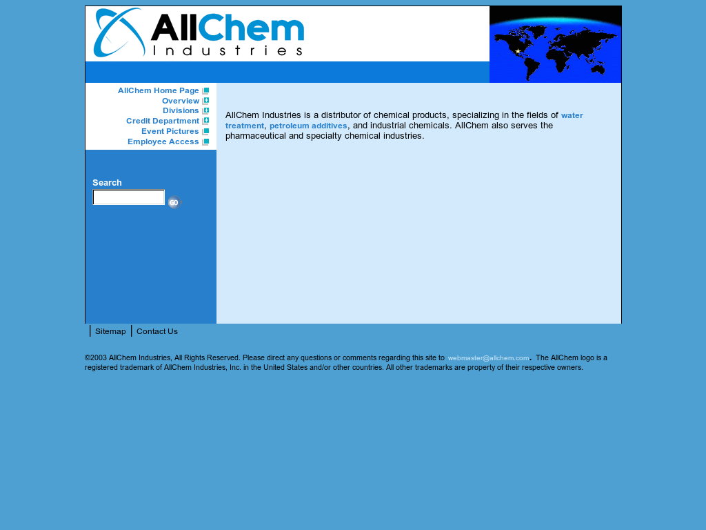 AllChem Industries Competitors, Revenue and Employees