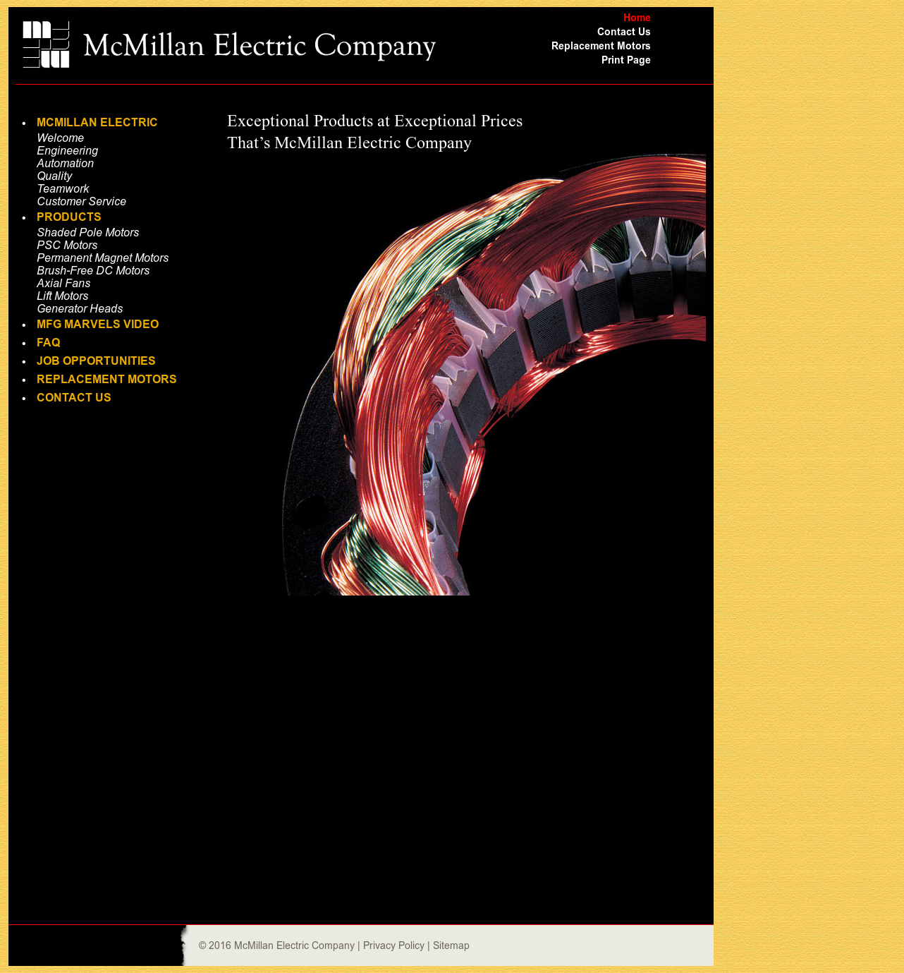 Mcmillan Electric Company Compeors Revenue And Employees Owler Profile