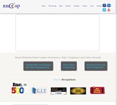 EnCrisp website history