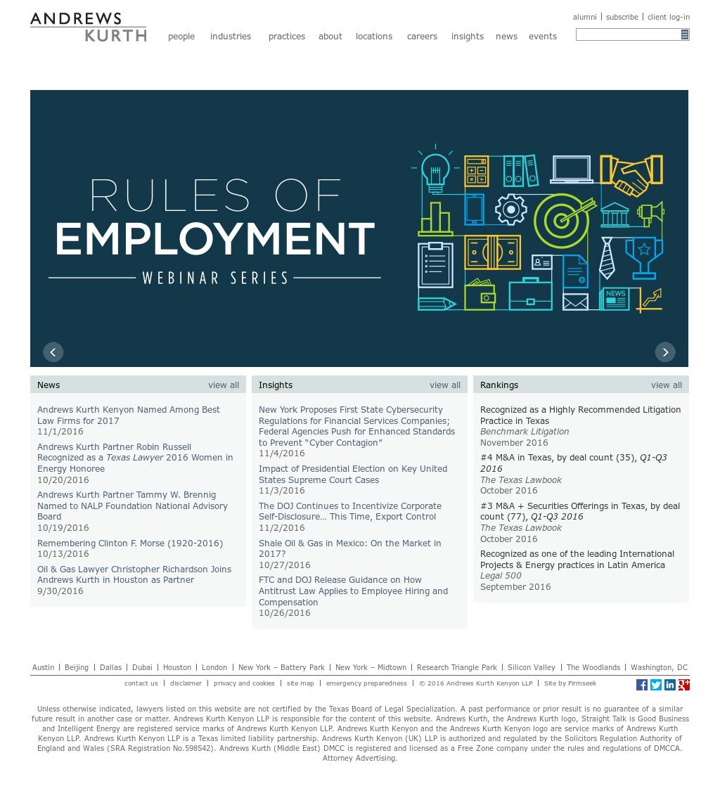 Kenyon & Kenyon Competitors, Revenue and Employees - Owler