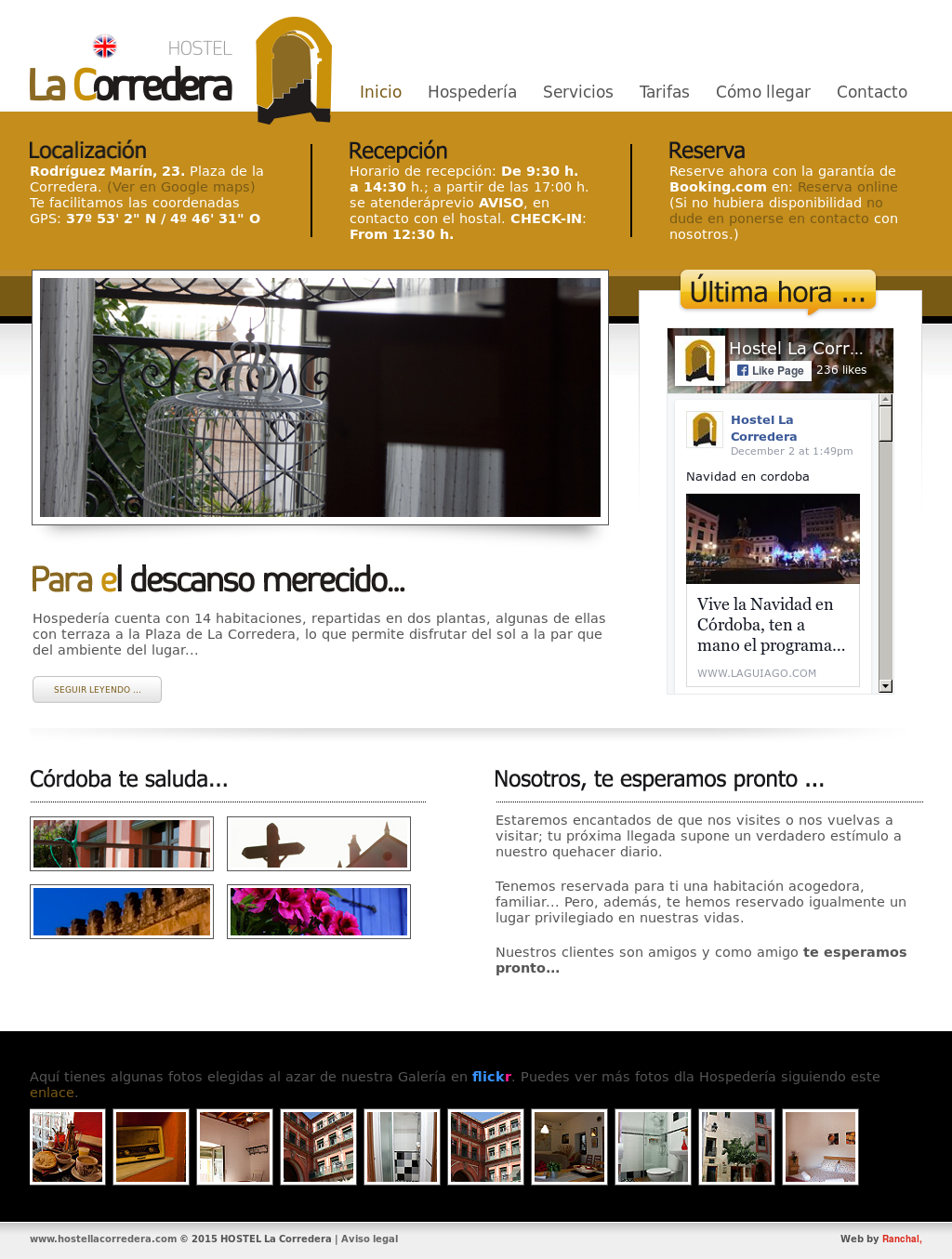 Hostel La Corredera Competitors Revenue And Employees
