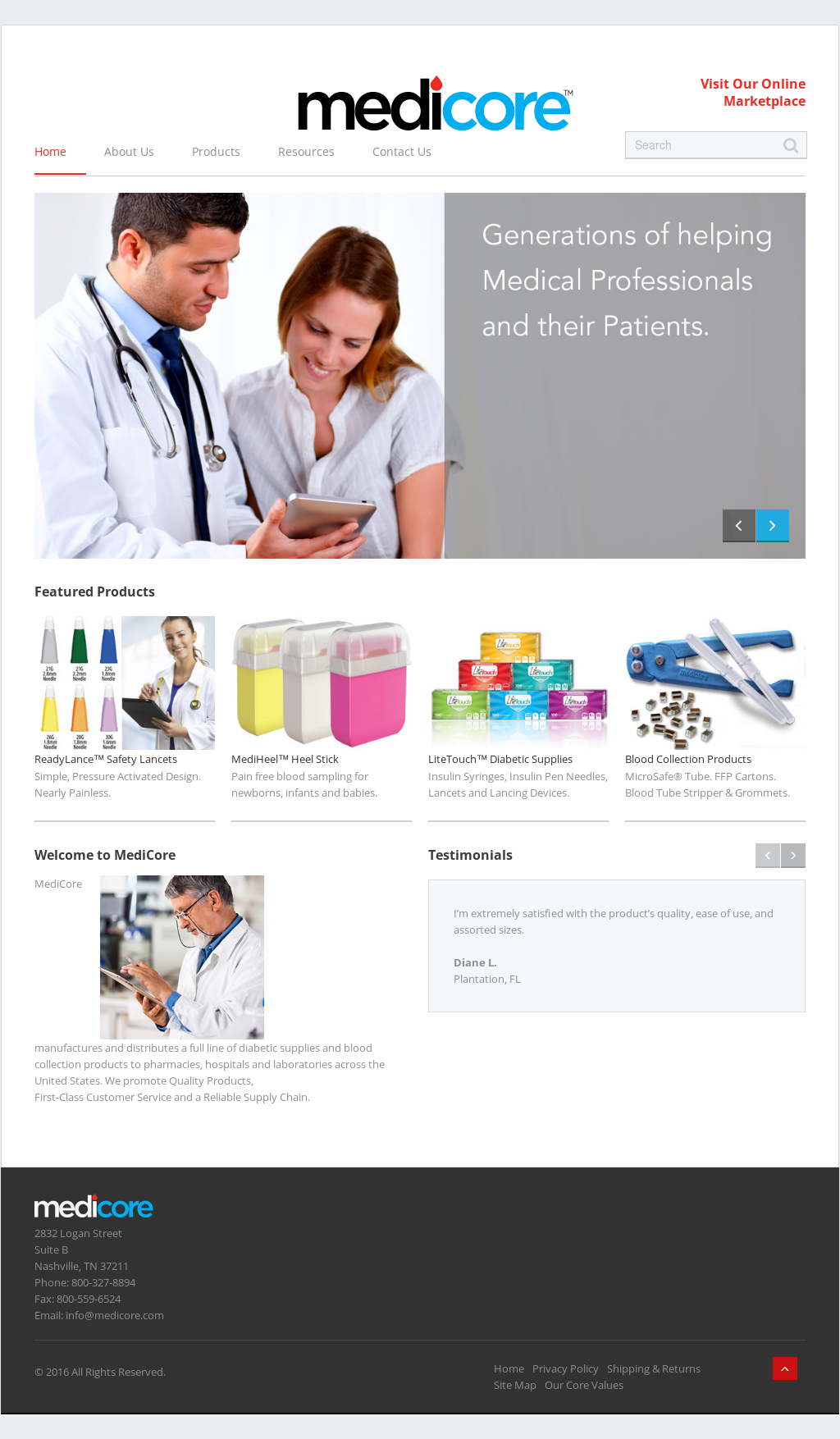 MediCore Competitors, Revenue and Employees - Owler Company Profile