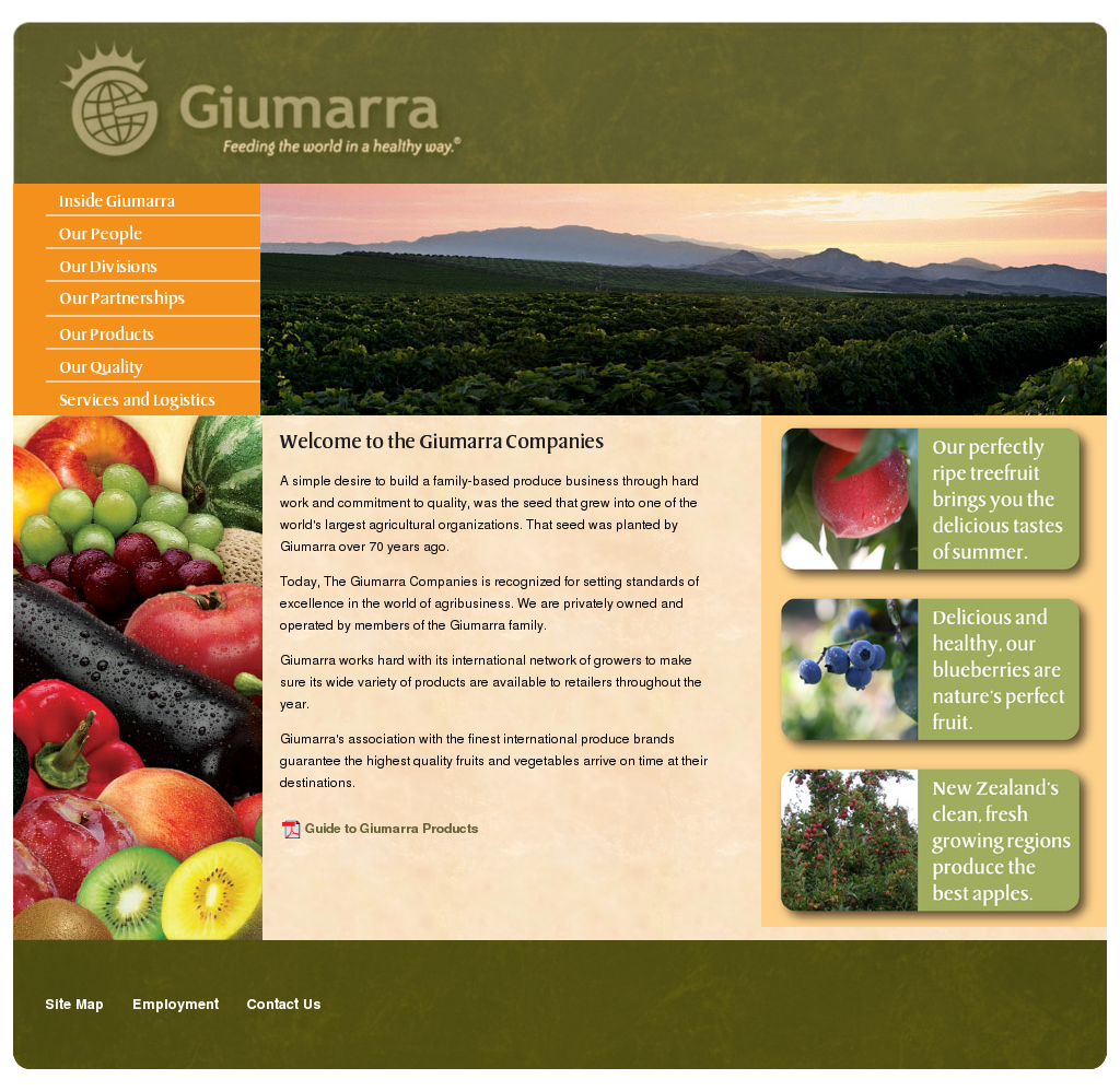 Giumarra Competitors, Revenue and Employees - Owler Company