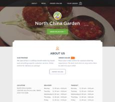 north china garden website history - North China Garden