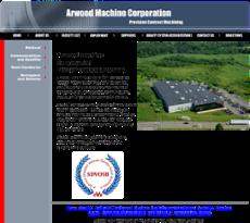 Arwood Machine logo