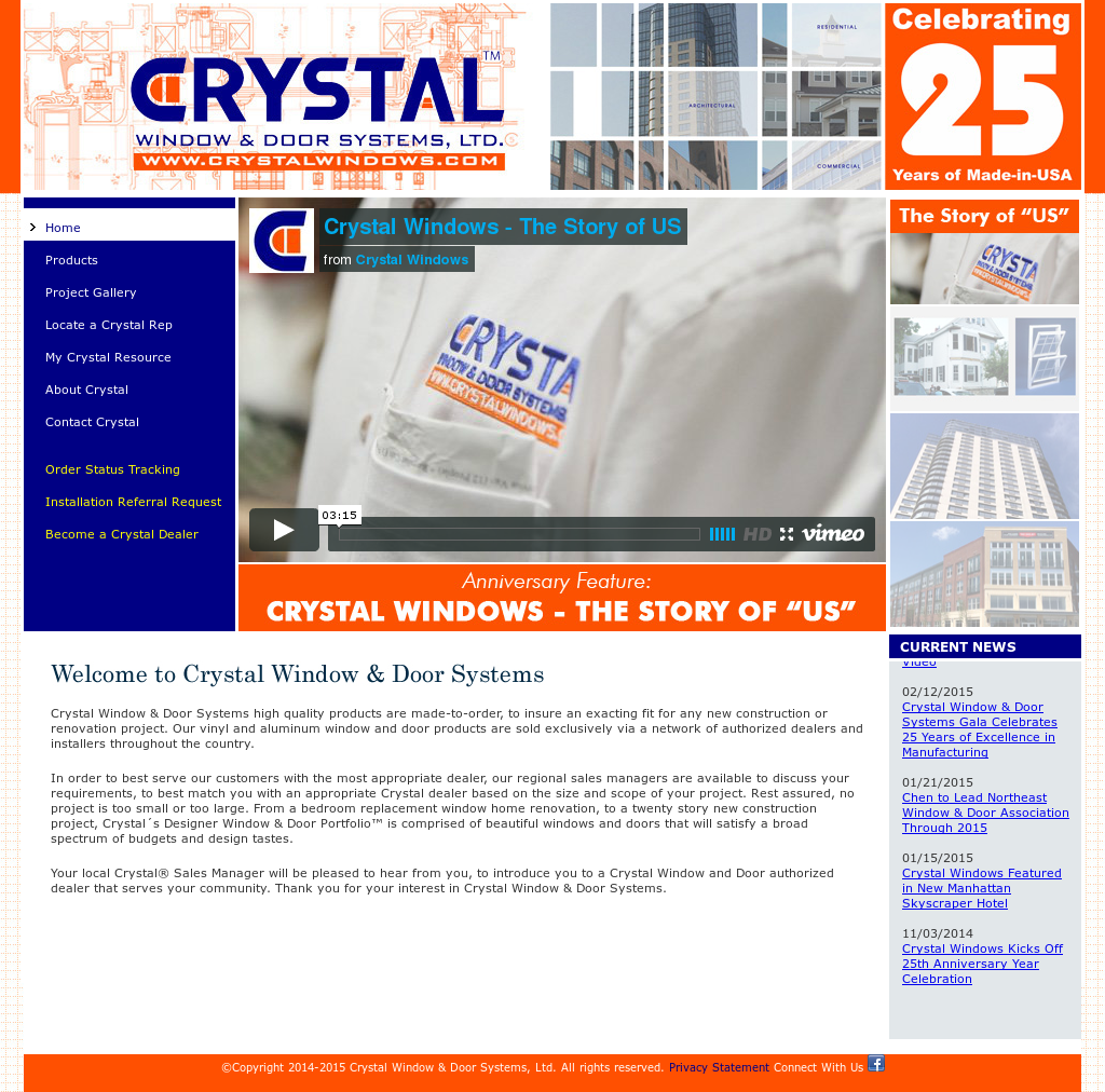 Crystal Windows Competitors, Revenue And Employees   Owler Company Profile
