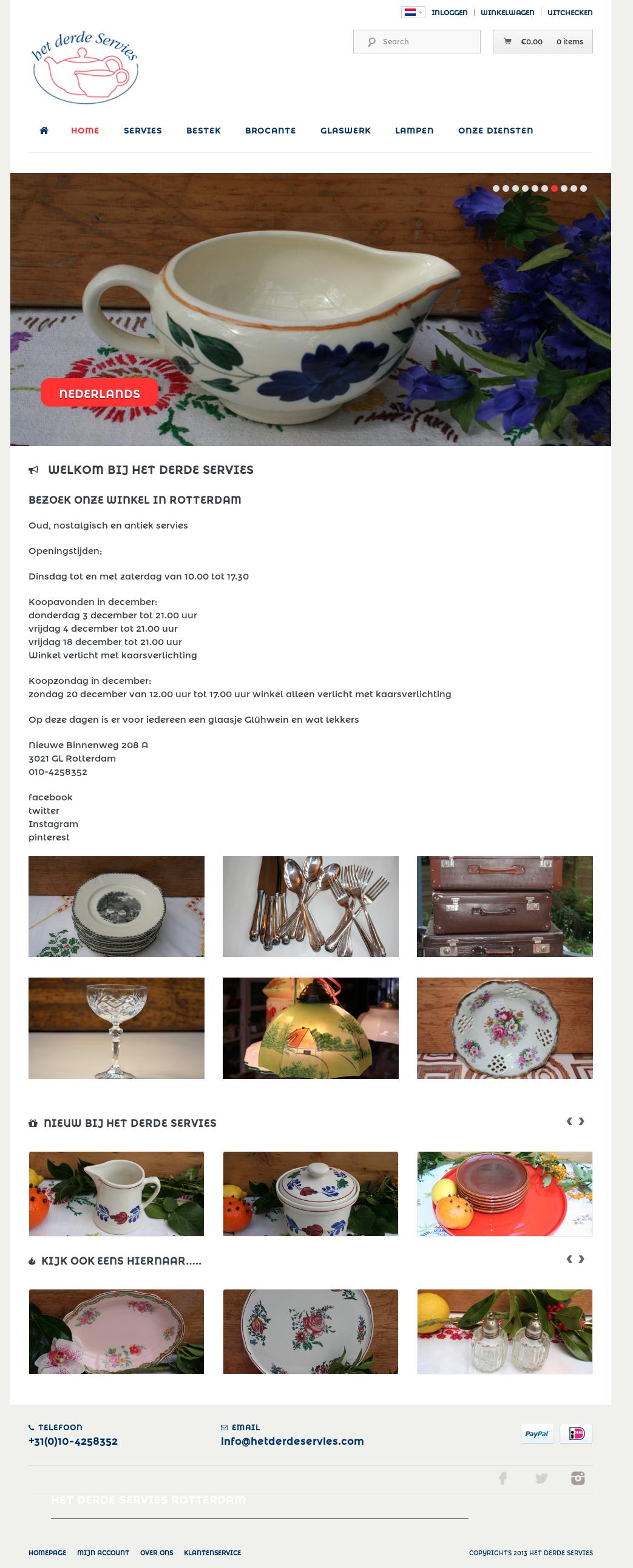 Servies Winkel Rotterdam.Het Derde Servies Competitors Revenue And Employees Owler Company