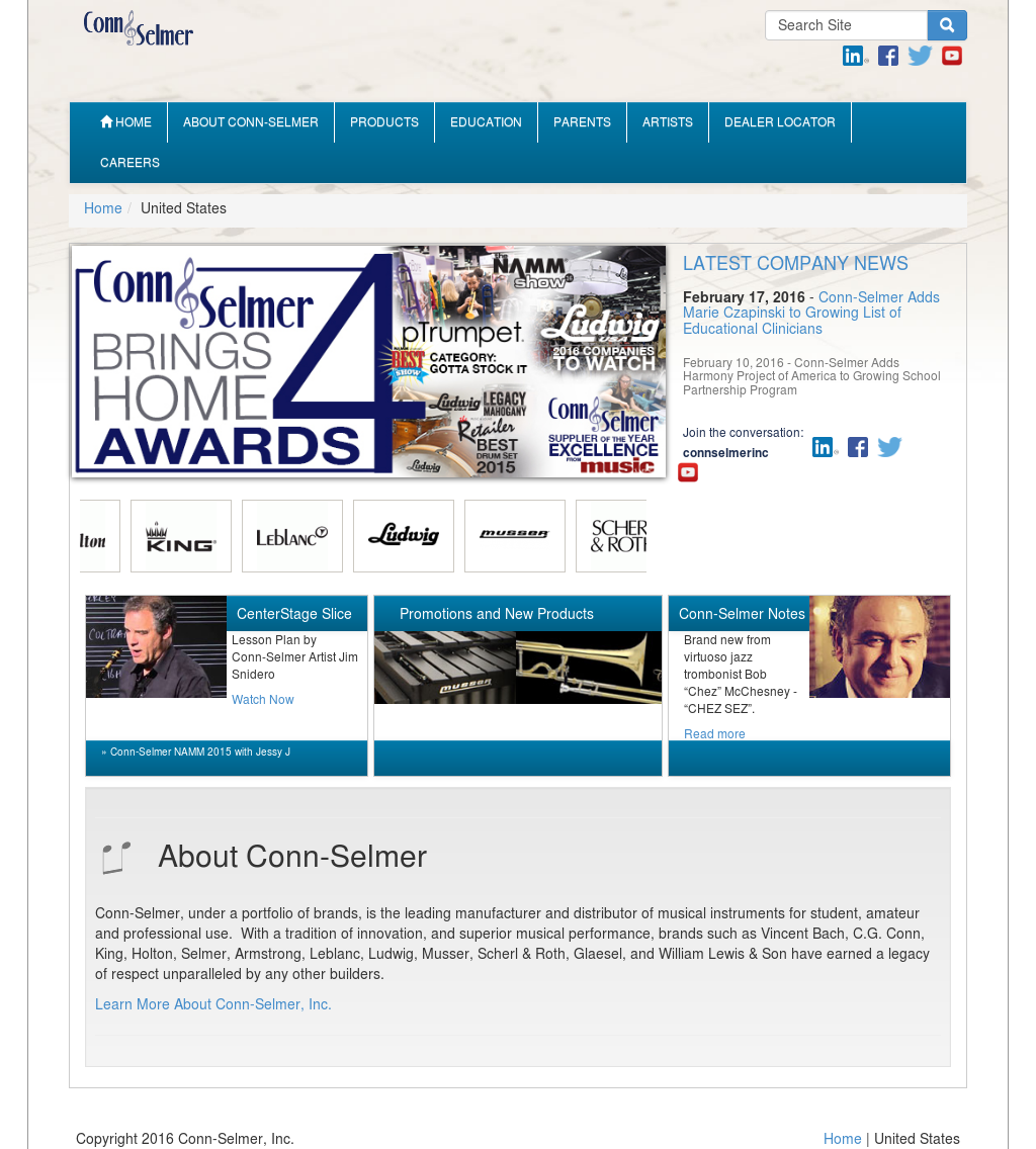 Conn Selmer Competitors, Revenue and Employees - Owler
