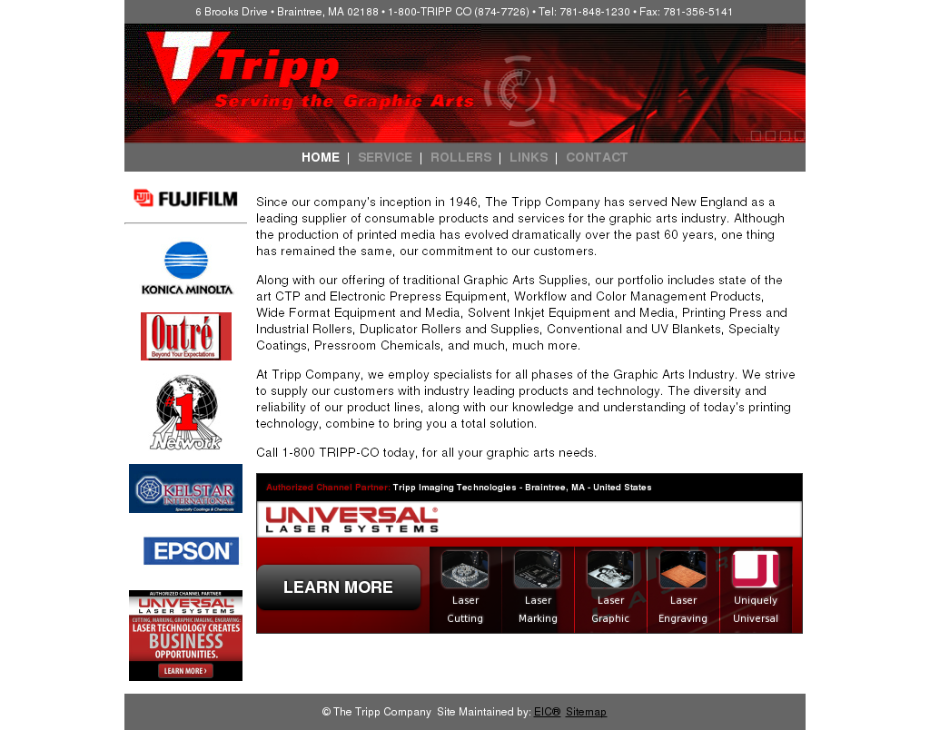 Tripp Competitors, Revenue and Employees - Owler Company Profile