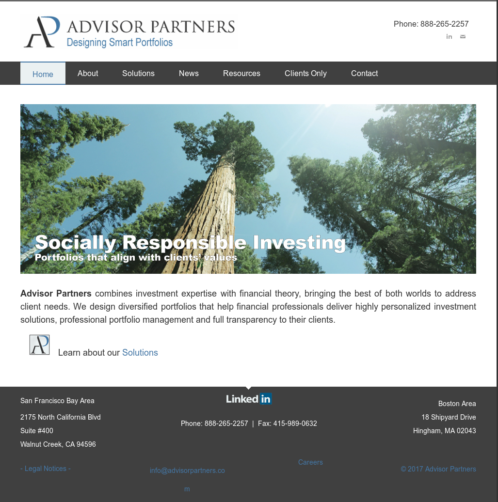 Advisor Partners Competitors, Revenue and Employees - Owler