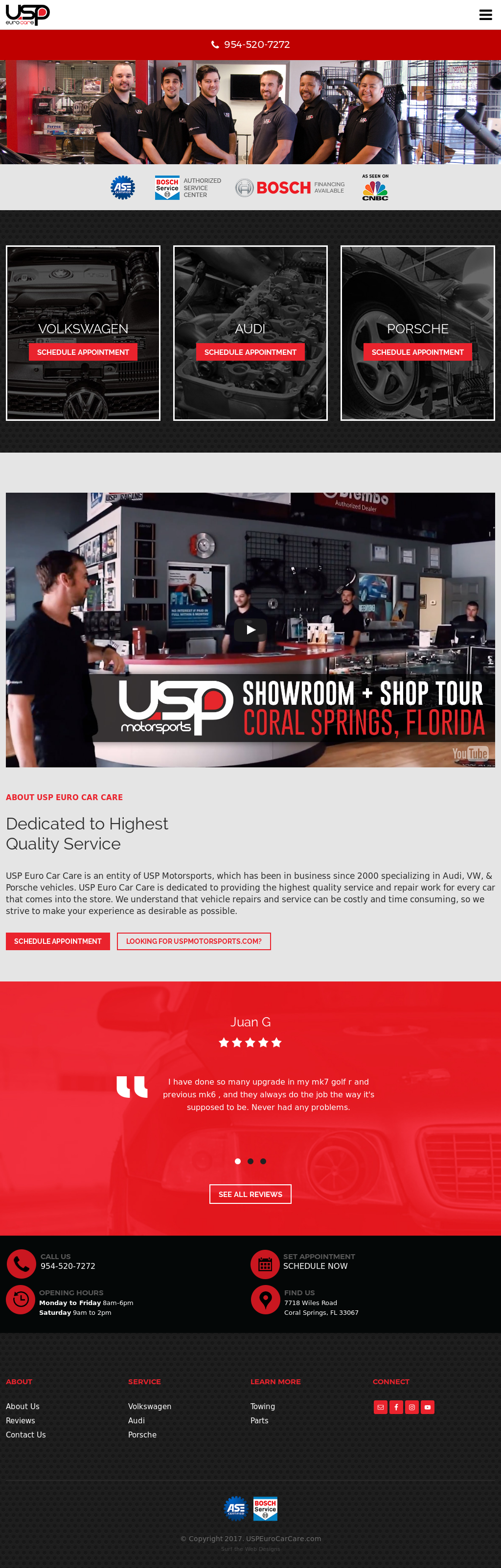 Usp Euro Car Care Competitors Revenue And Employees Owler Company