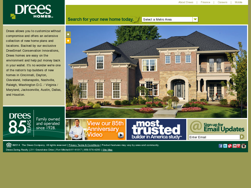 Zaring Home Designs Html on