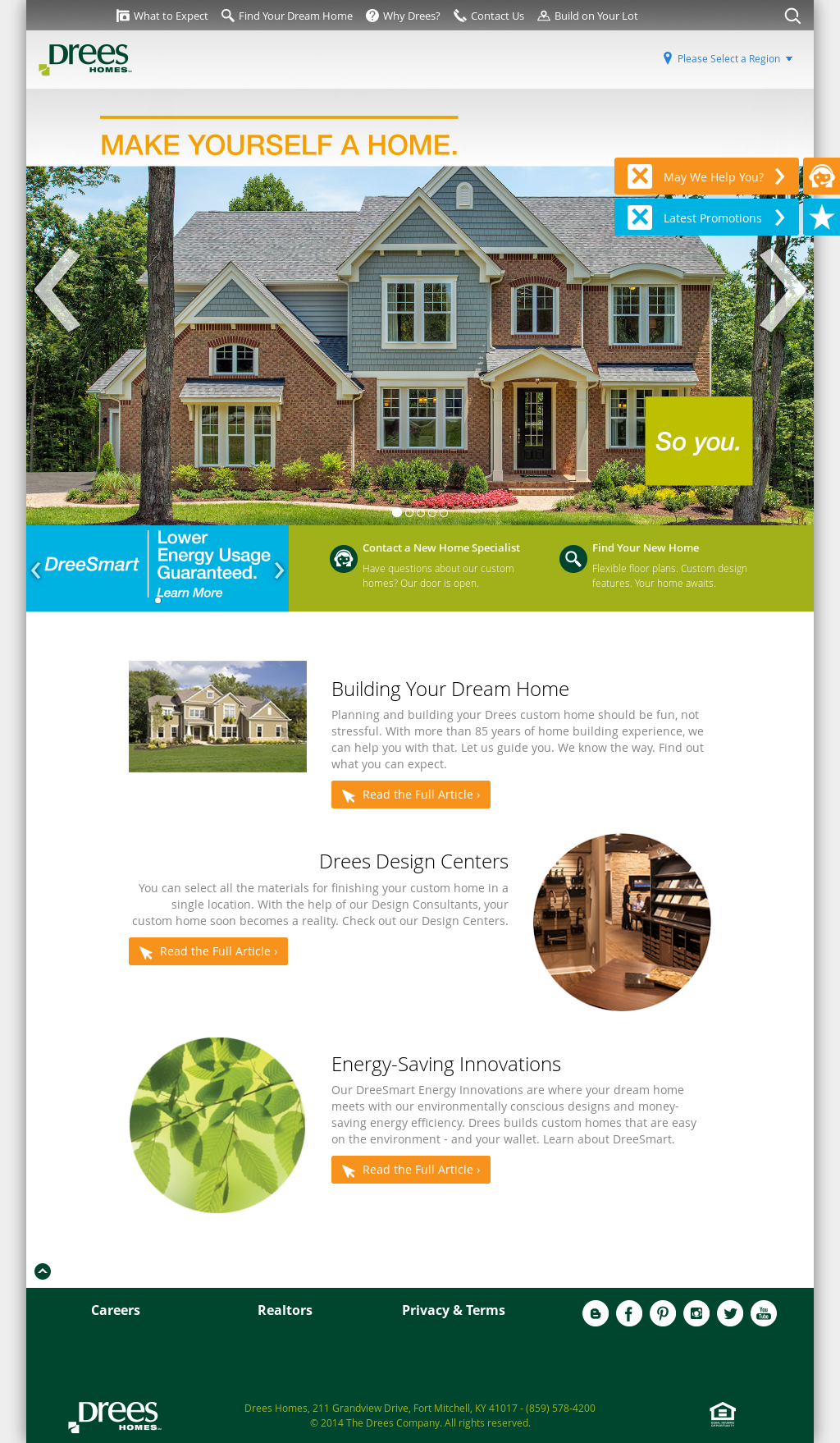 Drees Homes Competitors, Revenue And Employees   Owler Company Profile