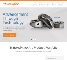 SeaSpine Competitors, Revenue and Employees - Owler Company