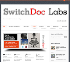 Owler Reports - SwitchDoc Labs Blog ESP32 Tutorial
