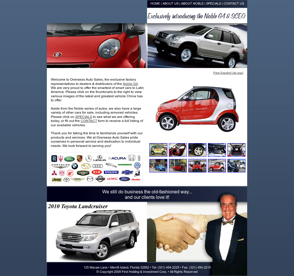 Overseas Auto S Compeors Revenue And Employees Owler Company Profile