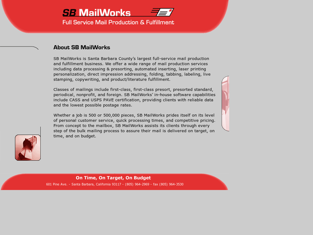 SB MailWorks Competitors, Revenue and Employees - Owler Company Profile
