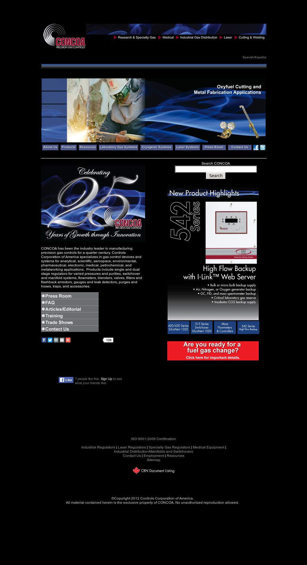CONCOA Competitors, Revenue and Employees - Owler Company Profile