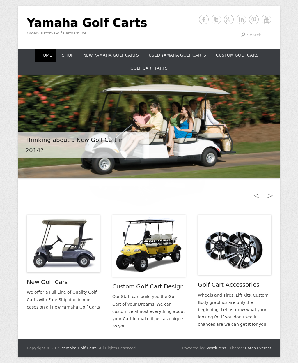 Yamaha Golf Carts Competitors, Revenue and Employees - Owler
