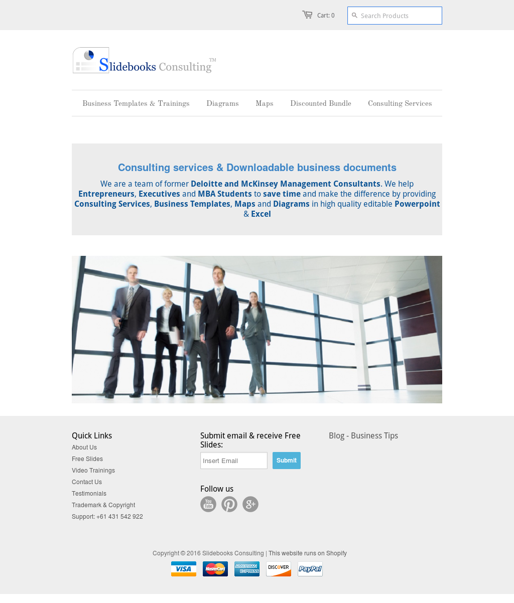Slidebooks Consulting Competitors, Revenue and Employees