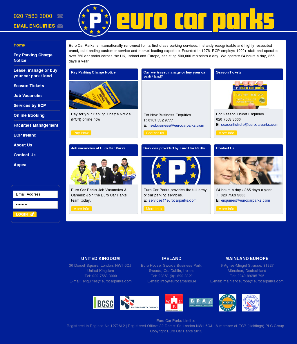 Eurocarparks Competitors Revenue And Employees Owler Company Profile