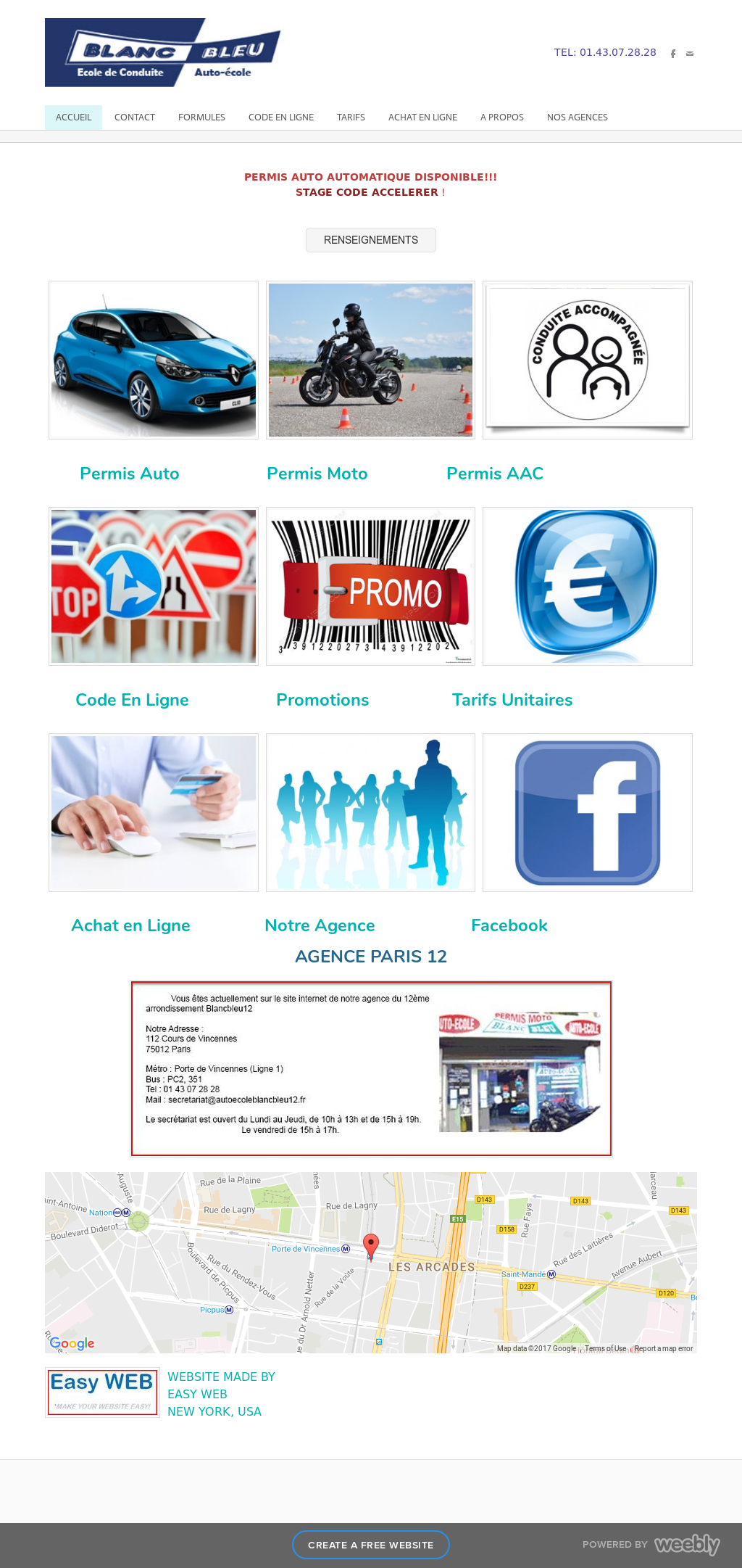 Auto Ecole Blanc Bleu 12 Competitors, Revenue and Employees - Owler ... 636f43d97c7b